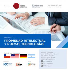 Diplomado Propiedad Intelectual y Nuevas Tecnologías