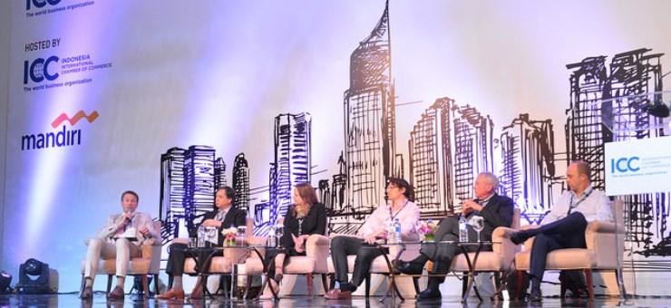 Resumen de la Reunión Anual de la Comisión de Banca realizada en Jakarta del 3 al 7 de Abril.
