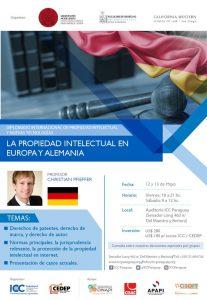 La Propiedad Intelectual en Europa y Alemania