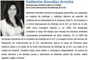 Videoconferencia con la Directora para América Latina y el Caribe de la Corte Internacional de Arbitraje de la ICC