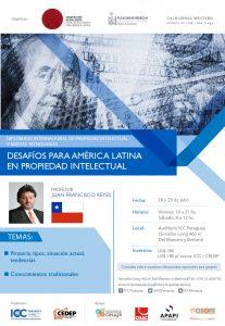 Los desafíos para América Latina en Propiedad Intelectual