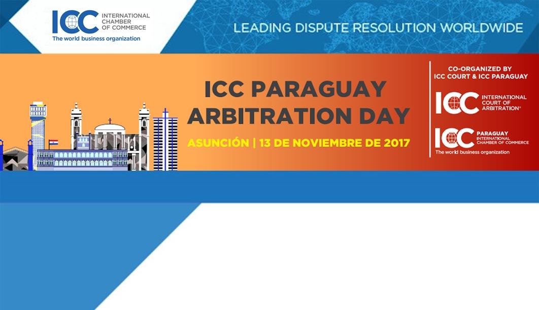ICC PARAGUAYAN ARBITRATION DAY – PAD