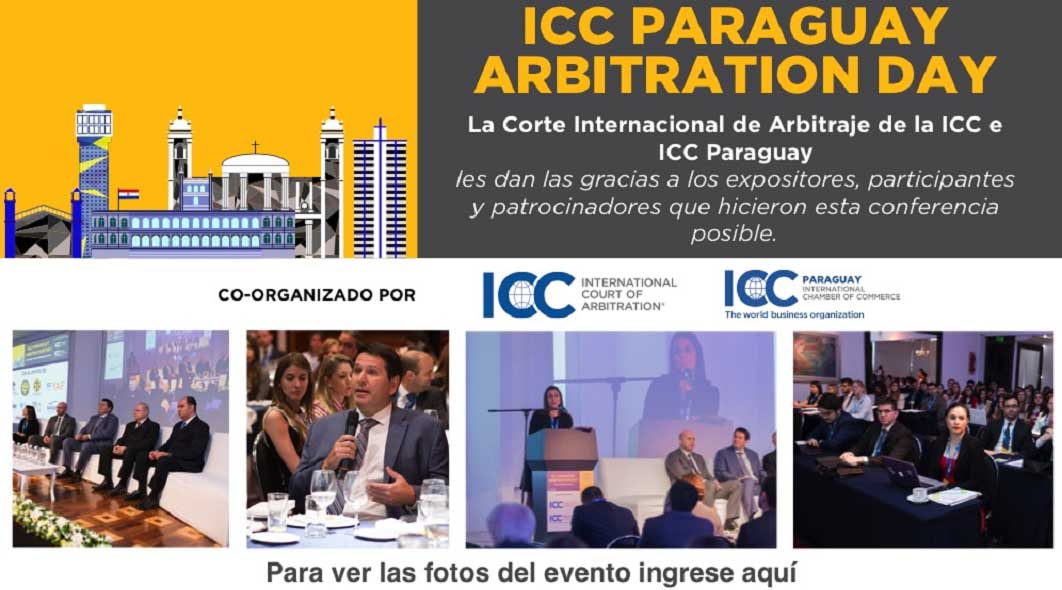 ICC PARAGUAYAN ARBITRATION DAY – PAD