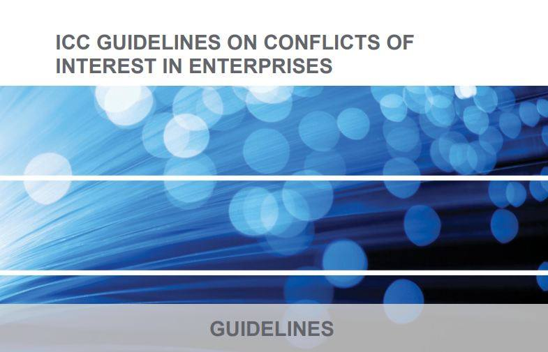 ICC Guidelines on conflicts of interest in enterprises
