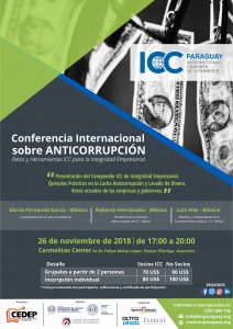 Conferencia Internacional sobre Anticorrupción