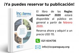 Curso en español sobre Reglas INCOTERMS 2020