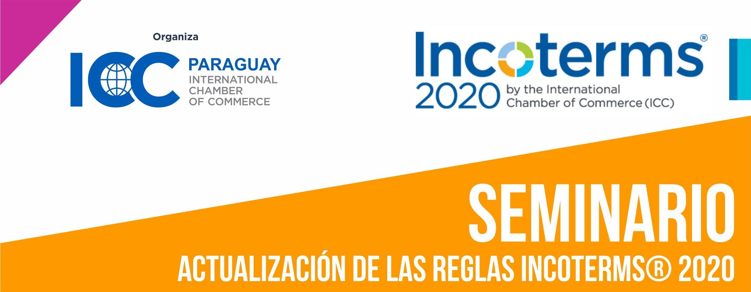 Seminario – Actualización de las Reglas Incoterms 2020
