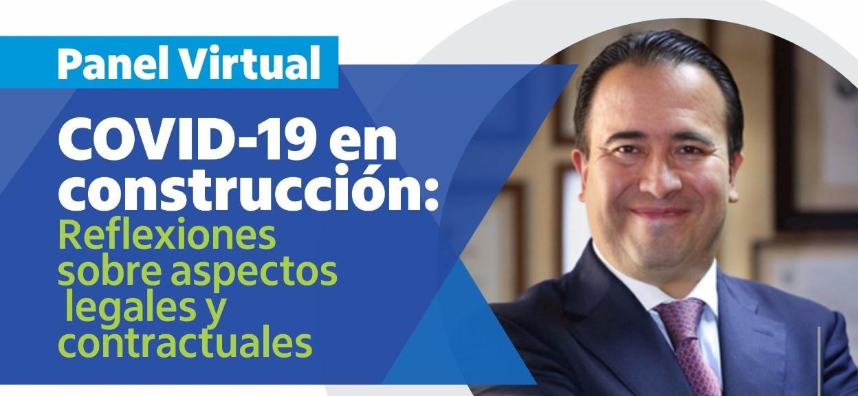 Panel virtual – COVID-19: Reflexiones sobre aspectos legales y contractuales