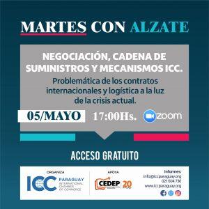 Martes con Juan Diego Alzate