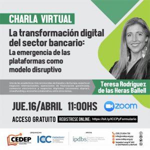 Transformación digital del sector bancario