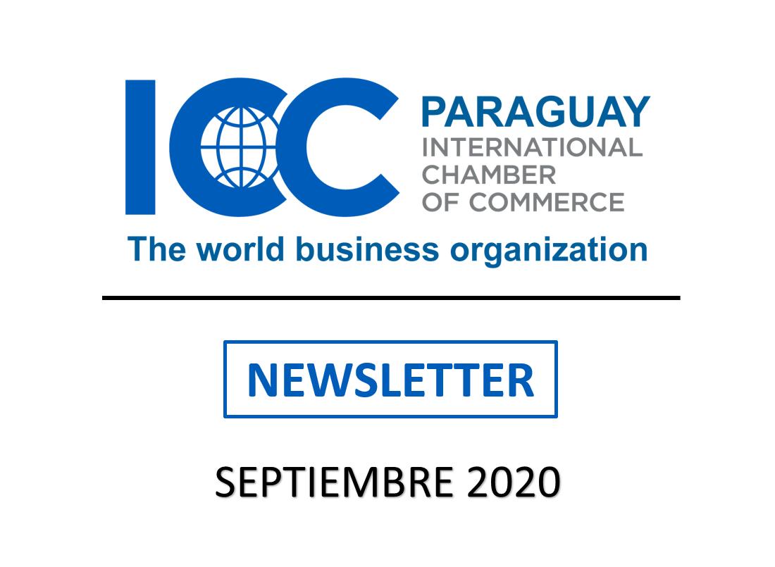 Newsletter septiembre 2020