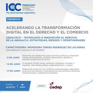 LegalTech – Tecnología e innovación al servicio de la abogacía: estrategias, riesgos y oportunidades
