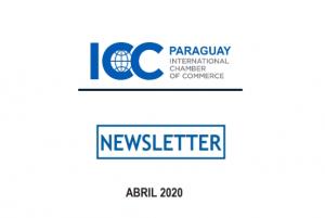 Newsletter de Abril 2020