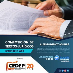 Composición de Textos Jurídicos